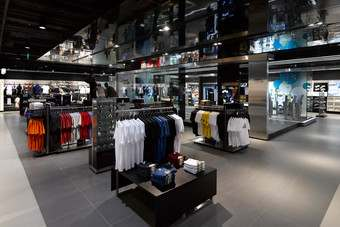 Beijing is already home to the worlds largest Adidas store
