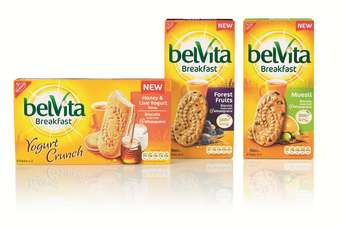 Mondelez has had success with Belvita in the UK