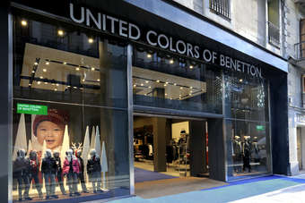 The group intends to focus on its two main brands, which includes United Colors of Benetton