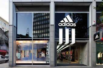Adidas expects sales to grow at a high-single-digit currency-neutral rate in 2014