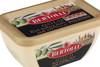 "UK: Unilever launches ""premium"" Bertolli spread"