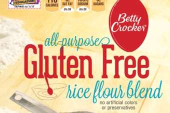 Gluten Free Sugar Cookie mix and All-Purpose Gluten Free Rice Flour Blend are designed to target consumers with Celiac disease