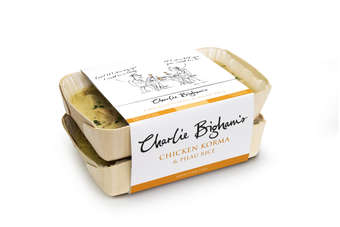 Charlie Bighams has introduced a new ready meal range for two