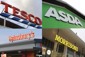 "UK: OFT closes probe into supermarket ""price fixing"""