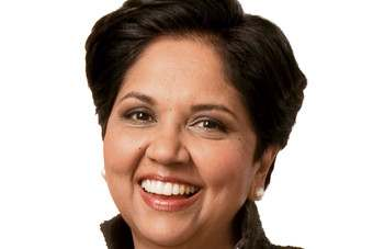 Nooyi was asked whether she might consider succeeding Ratan Tata, president of Tata