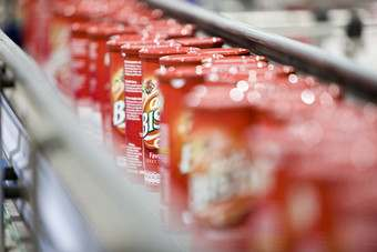 Increased distribution boosted Bisto sales