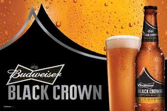 Budweiser Black Crown - Anheuser-Busch InBev's New Launch