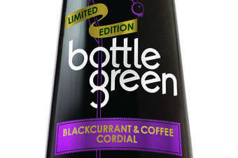 Click through to view SHS Groups Bottlegreen Coffee & Blackcurrant cordial