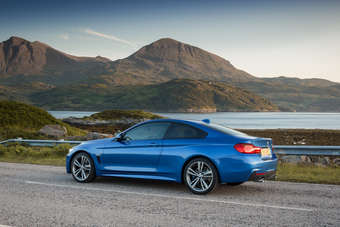 Hang on to your licence: latest BMW coupe just begs to be driven fast; is larger and better equipped than predecessor