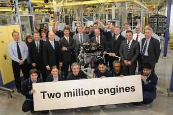 British BMW engine plant has built 2,000,000 and counting...