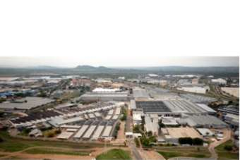 Industrial strife in South Africa