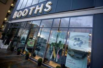 Booths opened a trial store in Manchester last year with new signage and merchandising