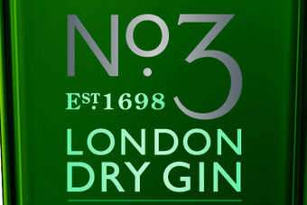 Product Launch – UK/US: Berry Bros. & Rudd Spirits No. 3 London Dry Gin