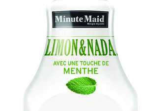 Coca-Cola's Minute Maid Limon Nada
