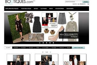 "Googles new Boutiques.com website enables consumers to run their own ""personalised boutiques"""