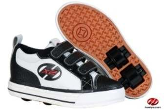 Heelys rolls out two-wheeled version