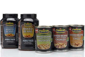 UK: Princes eyes adults with Branston bean launch