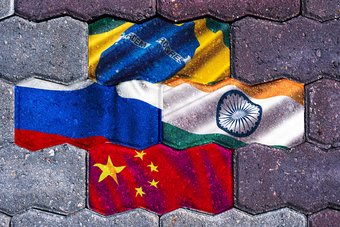 The BRIC markets - Brazil, Russia, India and China