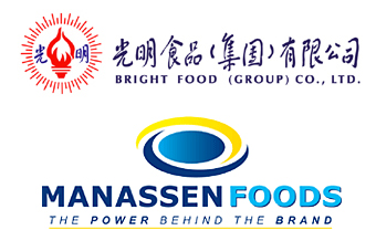 CHINA/AUS: Bright Food takes control of Manassen Foods