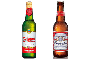 A-B InBev is fighting for the Budweiser name