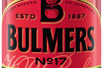 The ad was promoting Bulmers No 17