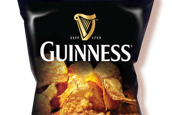 Burts Chips launches Guinness crisps