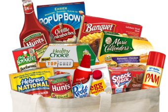 Brands continue to trail private label at ConAgra