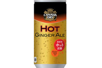 The Coca-Cola Cos Canada Dry Hot Ginger Ale