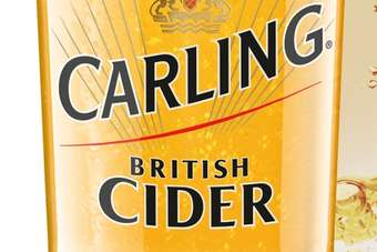 Click through to view Molson Coors Carling British Cider