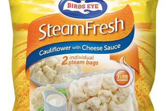 Simplot has introduced a new frozen veg product from Birds Eye
