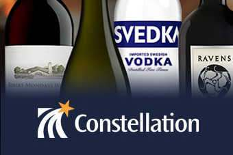 Constellation Brands shares tumble on weak wine sales