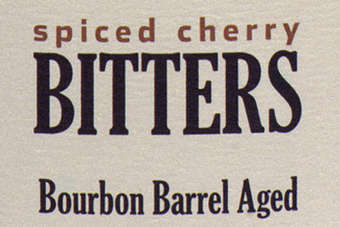 Brown-Formans Woodford Reserve Spiced Cherry Bitters