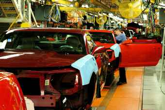 The current Camaro has been built at Oshawa since March 2009