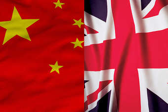 UK eyeing Chinese export market