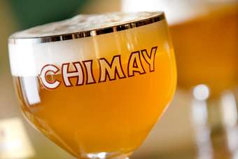 Chimay Gold has launched in draught format in 19 Fullers pubs