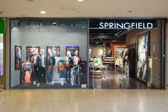Grupo Cortefiel plans to open stores under the Springfield and Pedro del Hierro brands in China
