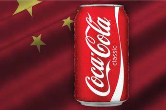 Comment - Coca-Cola Co lays a marker in China