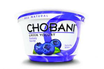 Chobani has led the growth of Greek yoghurt in the US
