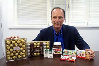 The just-food interview - Christian Walter, Ferrero