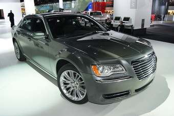 Chrysler 300 has had major redesign; will be badged as a Lancia in Europe, Chrysler in UK