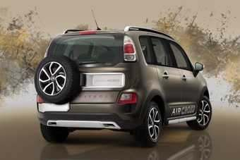 Citroen Brazils new Aircross is a C3 Picasso with pseudo-offroad treatment