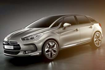 The DS5 had its global premiere at the Shanghai motor show in April