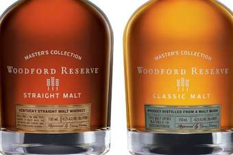 Click through to view the Woodford Reserve Double Malt Selections