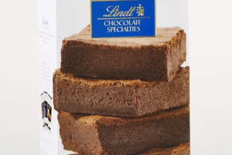 Lindt has added brownie mixes to US portfolio