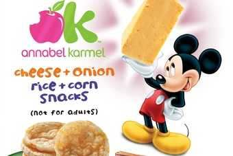 UK: Disney develops toddler snacking range