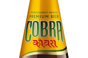 Molson Coors and Lord Bilimoria modernise Cobras look