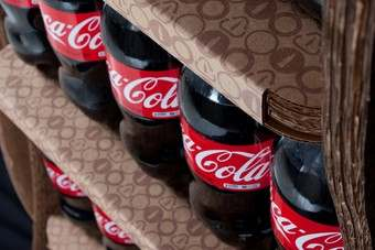 The Vientiane plant will distribute Coca-Cola products