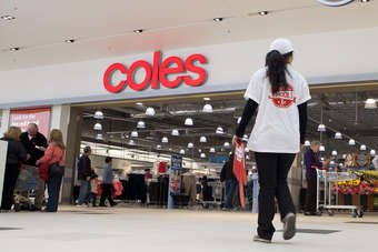 AUS: Coles sales miss analyst expectations