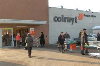Colruyt saw retail revenues slow during the autumn