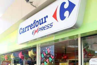 Carrefour, Wal-Mart battle for supremacy in Brazil